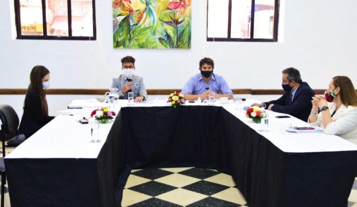 El Concejo Deliberante de Posadas presentó su Presupuesto Municipal 2021