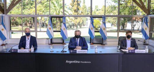 Esta tarde Alberto Fernández anuncia una nueva fase del aislamiento y algunas aperturas