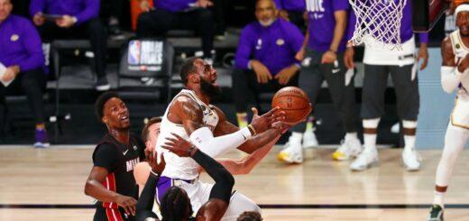 Los Ángeles Lakers se consagraron campeones de la NBA y LeBron James logró su cuarto anillo