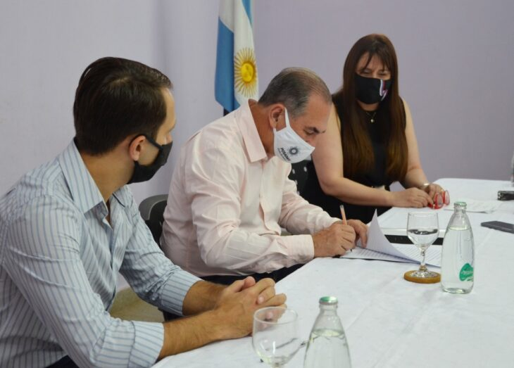 Ministerio de Deportes y Municipalidad de Posadas: acciones conjuntas para fortalecer el impulso de políticas deportivas y sociales