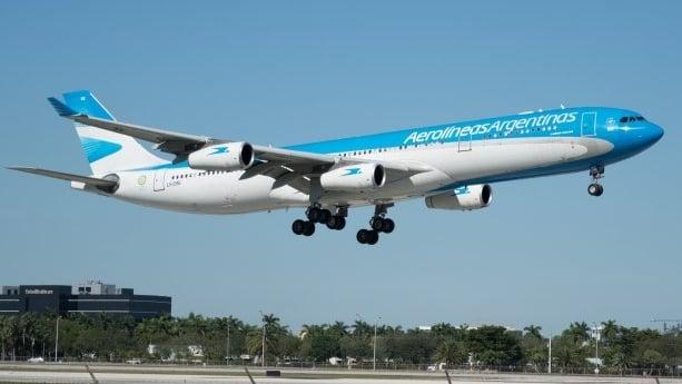 A partir del 12 o 15 de octubre vuelven los vuelos regulares en Argentina