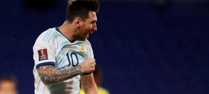 Mundial Qatar 2022: Argentina le ganó a Ecuador en el inicio de las eliminatorias sudamericanas