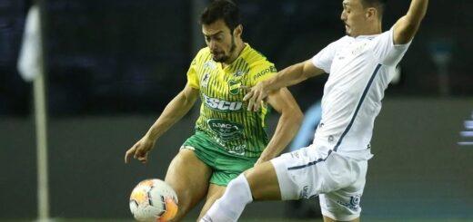 Defensa y Justicia perdió sobre el final y quedó eliminado de la Copa Libertadores