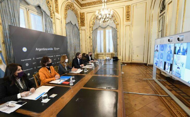 Se realizó la primera reunión de la mesa interministerial para el desarrollo infantil temprano