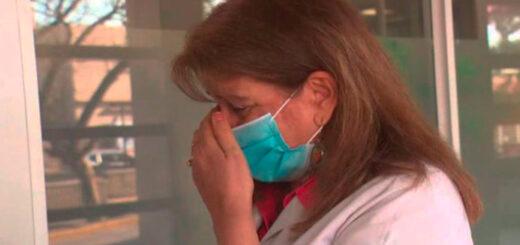 """Dolor y ruego de una médica en Córdoba: """"Siguen haciendo asados y nosotros perdemos la vida"""""""