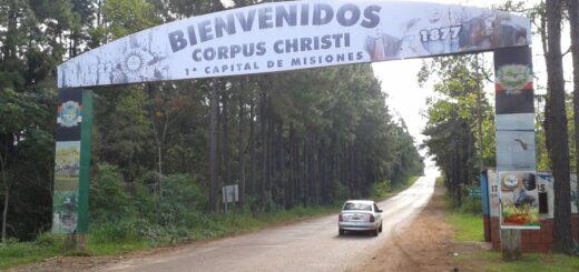 Corpus: tras la aparición del primer caso positivo de coronavirus el municipio aisló a 17 personas