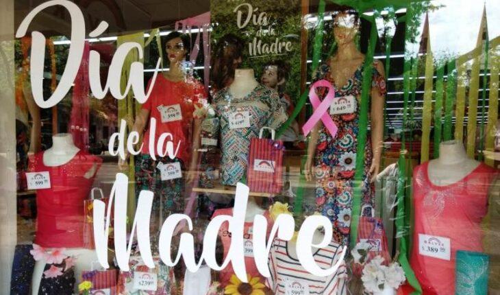 Las ventas por el Día de la Madre aumentaron 50 por ciento y hubo escasez de algunos productos en Posadas