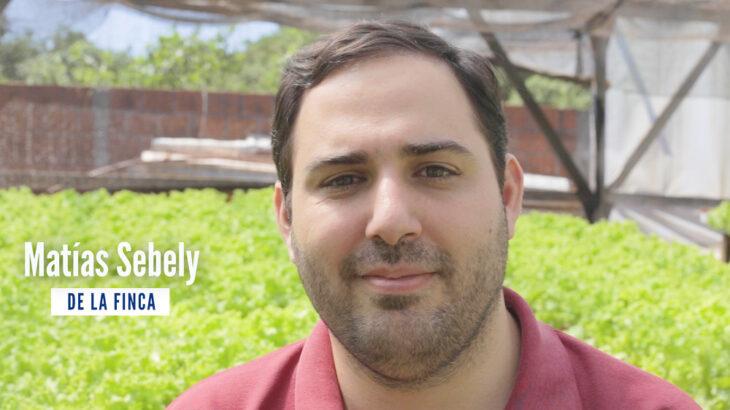 """El emprendedor Matías Sebely hizo un llamado a cuidar el agua: """"En Misiones, tenemos abundante agua pero hay que cuidarla y recuperarla"""""""
