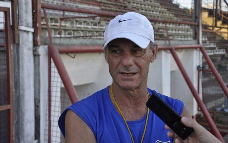"""El próximo lunes Guaraní comenzará con los trabajos físicos: """"Hay que apuntar que será un torneo corto"""", contó Dario Labaroni"""