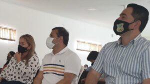 El Gobernador de Misiones acompañó al intendente de Irigoyen las capacitaciones de la Ley Micaela