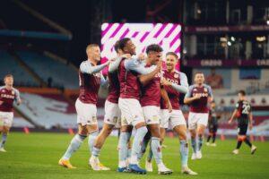 Histórica paliza del Aston Villa al Liverpool en la Premier League