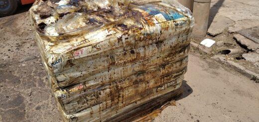 Horror en Asunción: encontraron varios cadáveres en un contenedor proveniente de Serbia