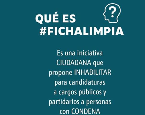 Ficha Limpia: un proyecto de ley plantea que condenados por delitos dolosos graves no puedan postularse a cargos electivos