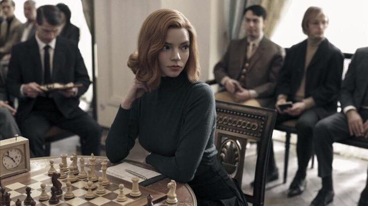 """""""Gambito de Dama"""": conocé la historia real de la nueva miniserie de Netflix"""