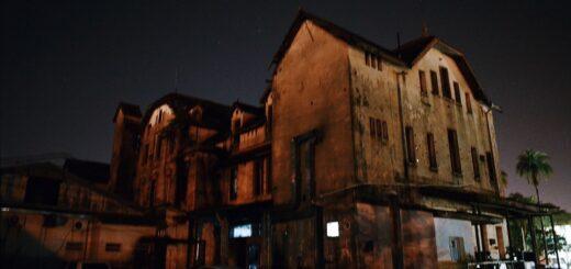 fantasmas del hospital de Posadas
