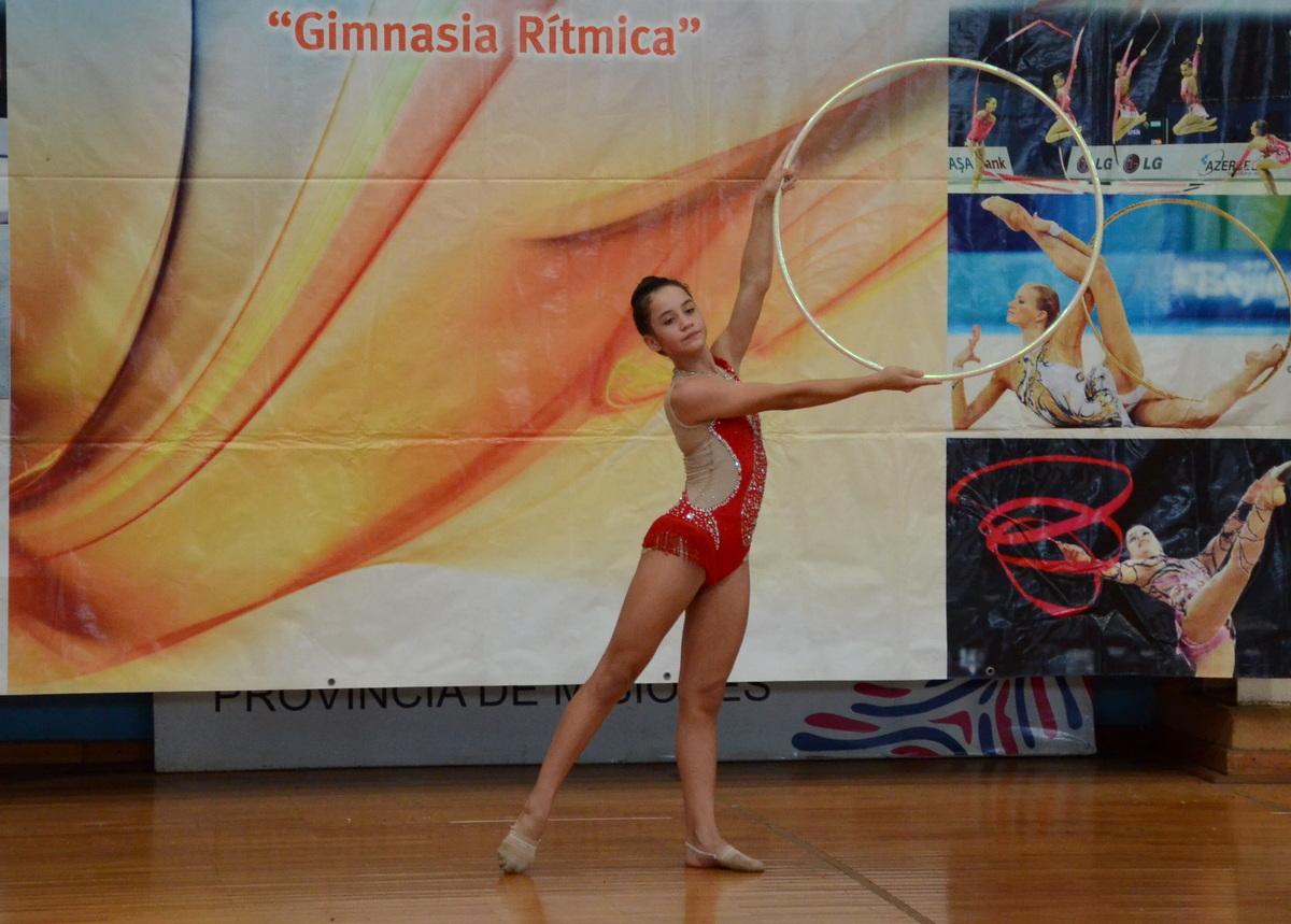 Juegos Deportivos Misioneros: gimnasia rítmica se destacó en supresentación virtual