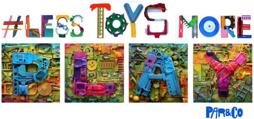 """""""Menos juguetes, más juego"""": una muestra artística que convoca a la conciencia ambiental"""