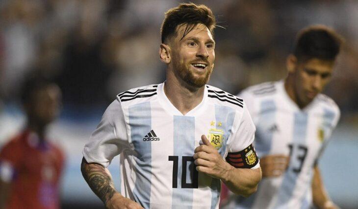 Argentina dio a conocer la lista de convocados para los dos primeros partidos de Eliminatorias