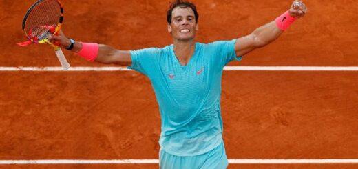 Roland Garros: Nadal apabulló a Djokovic, consiguió su 13° título en París y alcanzó los 20 Grand Slams de Roger Federer