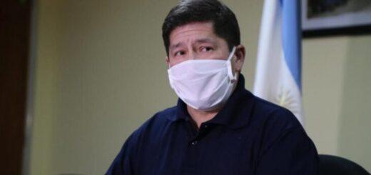 """Oscar Alarcón: """"En la agenda de salud pública no sólo es COVID 19, la atención integral de la salud es el objetivo principal"""""""