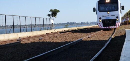 Construcción de estaciones intermedias y 16 kilómetros de doble vía: lo que falta para que el tren Posadas- Garupá comience a funcionar
