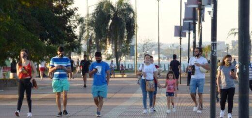 caminatas recreativas