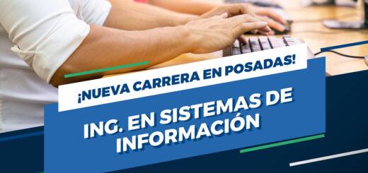 La Universidad de la Cuenca del Plata lanza Ingeniería en Sistemas de Información en la Sede Regional Posadas