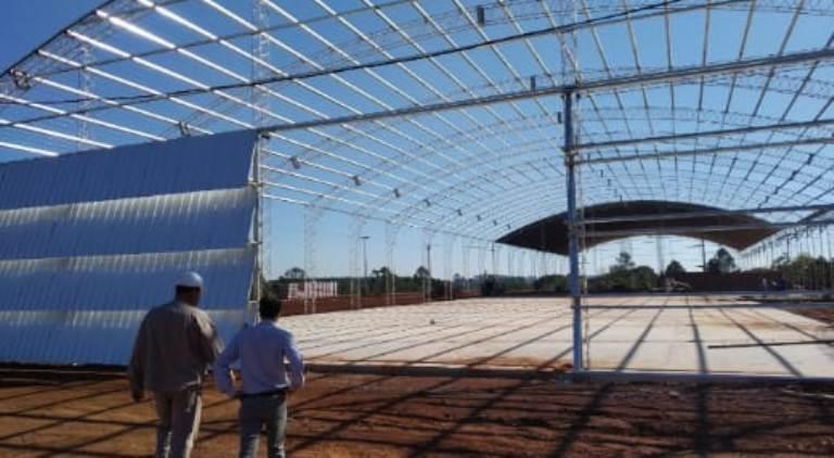 Avanzan en la construcción de un nuevo y moderno aserradero en Colonia Victoria, y la inversión superará los 200 millones de pesos