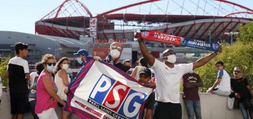 Champions League: vuelve el público a los estadios con un estricto protocolo contra el coronavirus
