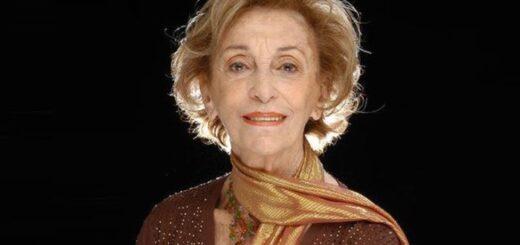 La actriz Hilda Bernard venció al coronavirus a un mes de cumplir cien años