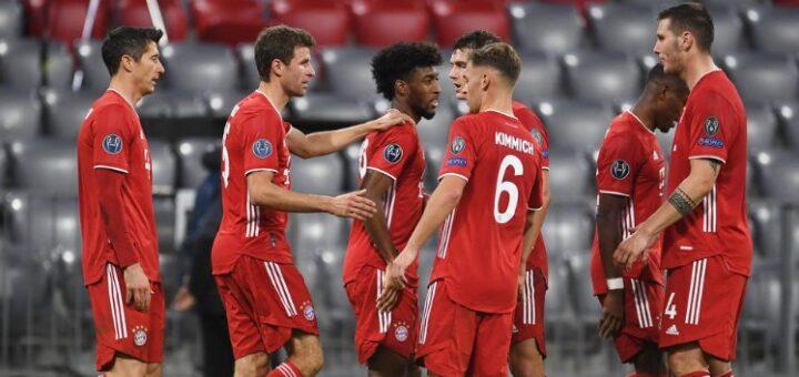 Champions League: el Bayern Múnich derrotó por 4 a 0 al Atlético Madrid de Simeone