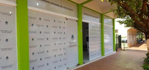 El rector de la Universidad del Alto Uruguay se mostró disconforme con el presupuesto destinado desde Nación