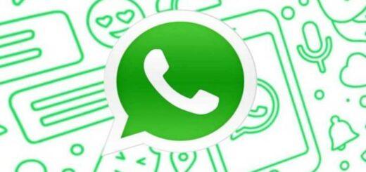mensajes con texto transparente en WhatsApp