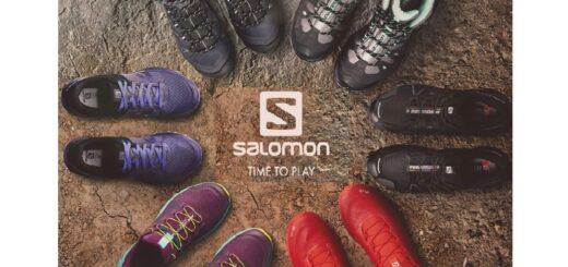 Conocé las novedades de Salomon que llegaron a www.comprasmisiones.com.ar