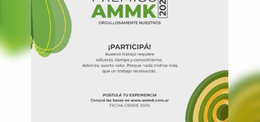 Última semana para la postulación a los Premios AMMK que entregará la Asociación Misionera de Marketing con el auspicio de Misiones Online