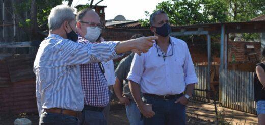 Asentamiento Las Tacuarítas: se acordó servidumbre de paso para levantar el conflicto entre titulares y poseedores de tierras