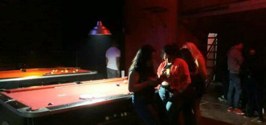 San Javier: clausuraron un bar pool por incumplir con el protocolo sanitario y 17 personas fueron notificadas