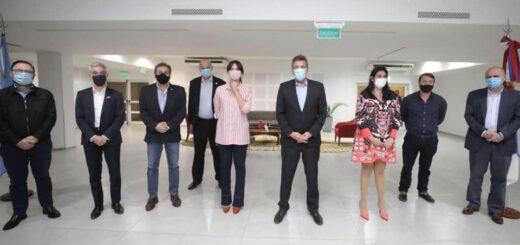 Diego Sartori afirmó que los diputados misioneros insistieron ante Massa con la puesta en marcha de una Zona Franca y otros pedidos