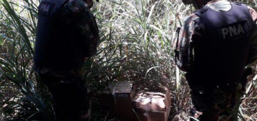 Prefectura secuestró un cargamento de celulares en Misiones