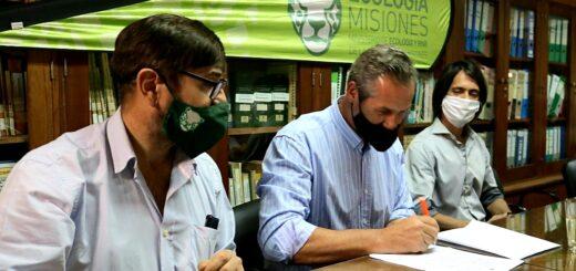 Montecarlo: se estableció un Convenio de Asistencia Técnica para mejorar la calidad de los suelos agrícolas
