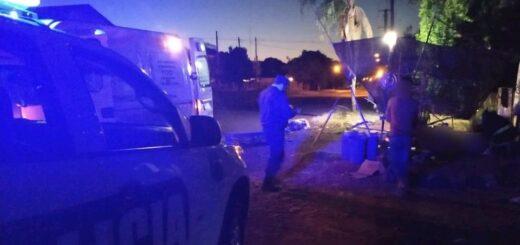 Un motociclista falleció al impactar con un basurero en San Javier