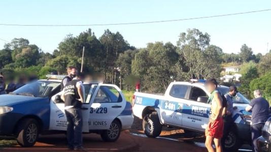 Falleció un niño de 5 años al ser arrollado por un camión en Aristóbulo del Valle