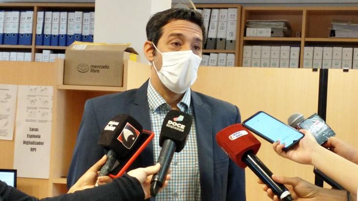 El ministro de Gobierno afirmó que quien ingrese a Misiones a sabiendas de que es Covid-19 positivo deberá enfrentar las consecuencias penales