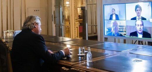 """El Presidente abogó por un """"diálogo sincero que permita transformar a la Argentina en un país de más igualdad"""""""