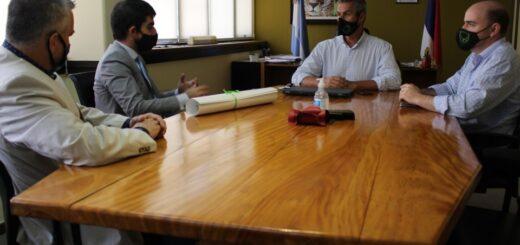 Ministros de Misiones se reunieron con funcionarios de Cascos Blancos y avanza la conformación de una brigada ambiental