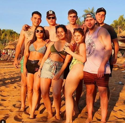 Coronavirus: nuevas imágenes de encuentros sociales y fiestas en el Paraná sin barbijos a la vista ni distanciamiento social