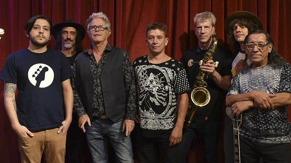"""Música: Los Abuelos de la Nada lanzaron una versión de """"Lunes por la madrugada"""" junto a Ricardo Mollo y Manuel Moretti"""