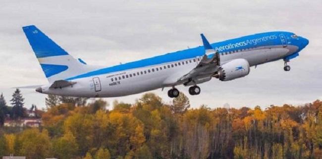 Aerolíneas Argentinas ya tiene programados sus vuelos de cabotaje de octubre