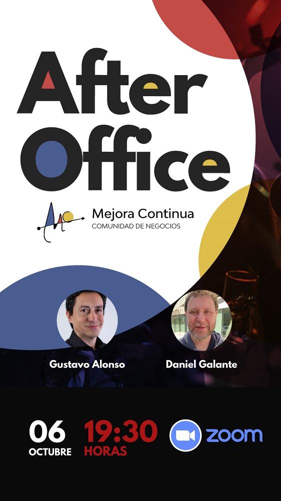 """""""Marketing: las claves del negocio competitivo"""" es la temática que se abordará en el próximo After Office de Mejora Continua"""