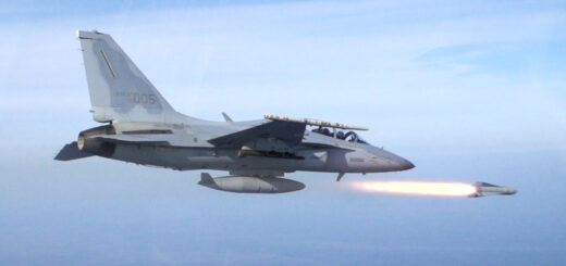 Inglaterra bloqueó la compra de un caza de combate por parte de Argentina a Corea